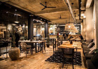 Ресторант Giardino Mare Lozenets